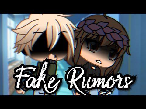 Fake Rumors | Gacha Life Mini Movie