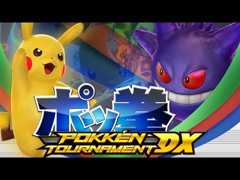 Pokémon Tekken DX - [04] - Die Rache?! w/ FanmadeLetsPlay