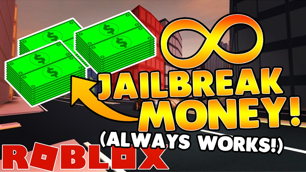 HOW TO GET INFINITE MONEY/CASH ON ROBLOX JAILBREAK! | Getting Cash Really Fast/Quick! [UPDATED ...