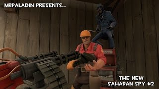 The New Saharan Spy #2