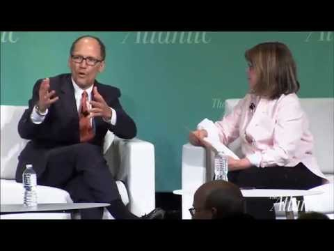 On the Clock: Striving for Full Employment / The Atlantic Summit on the Economy