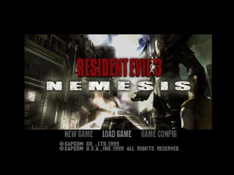 PSX Longplay [037] Resident Evil 3 Nemesis