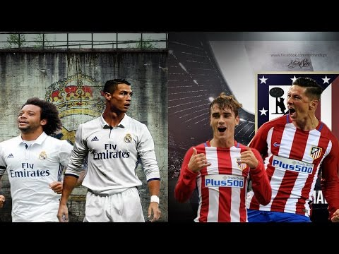 Real Madrid vs. Atletico Madrid | Champions League 2017 | Semi Final | PROMO | HD |