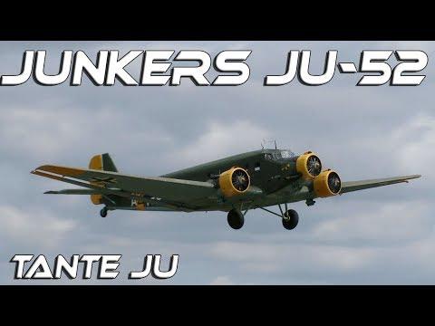 Junkers JU-52 Tante Ju  D-AQUI and F-AZJU