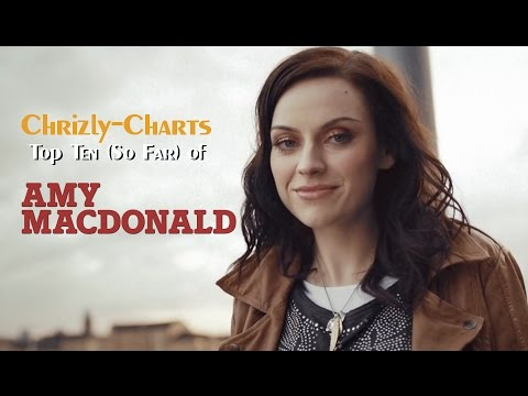 Chrizly-Charts TOP 10: Best Of Amy Macdonald (So Far)