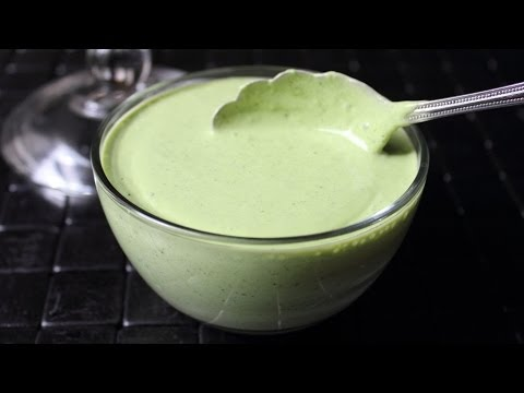 Green Goddess Dressing Recipe How to Make Green Goddess Dressing & Dip