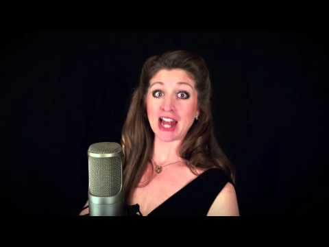 Spoonful of Sugar and Supercalifragilistic Disney Mary Poppins Cover by Cassandre'