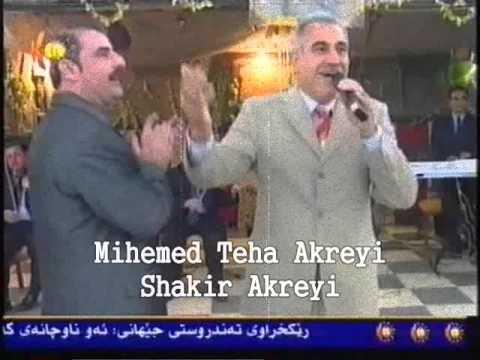 Mihemed Teha Akreyi &  Shakir Akreyi