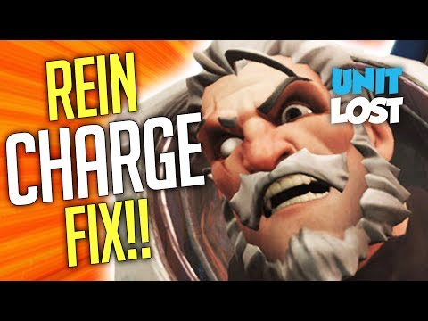 Overwatch News - Reinhardt CHARGE FIX Coming! (Plus Other Fixes)