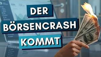 Börsencrash 2020 - Kommt jetzt die nächste Finanzkrise? (Achtung)
