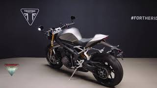 All New 2021 Triumph Speed Triple 1200 RS