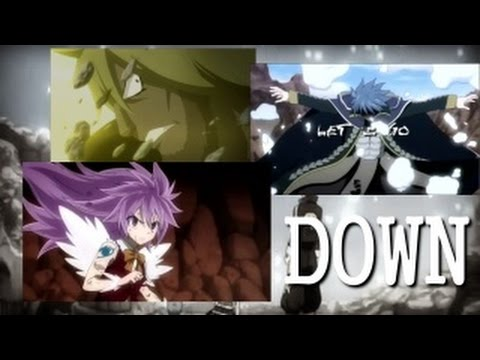 Download [AMV]  Fairy Tail Down