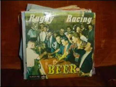 Rod Derrett - Rugby, Racing and Beer