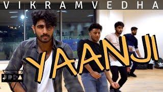 Yaanji DANCE cover | Vikram Vedha | Anirudh, Vijay Sethupathi, Madhavan @JeyaRaveendran Choreography