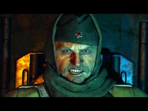 "Black Ops 3 ZOMBIES ""GOROD KROVI"" INTRO CUTSCENE! - NIKOLAI 1.0 & PETER! (Black Ops 3 Zombies DLC 3)"