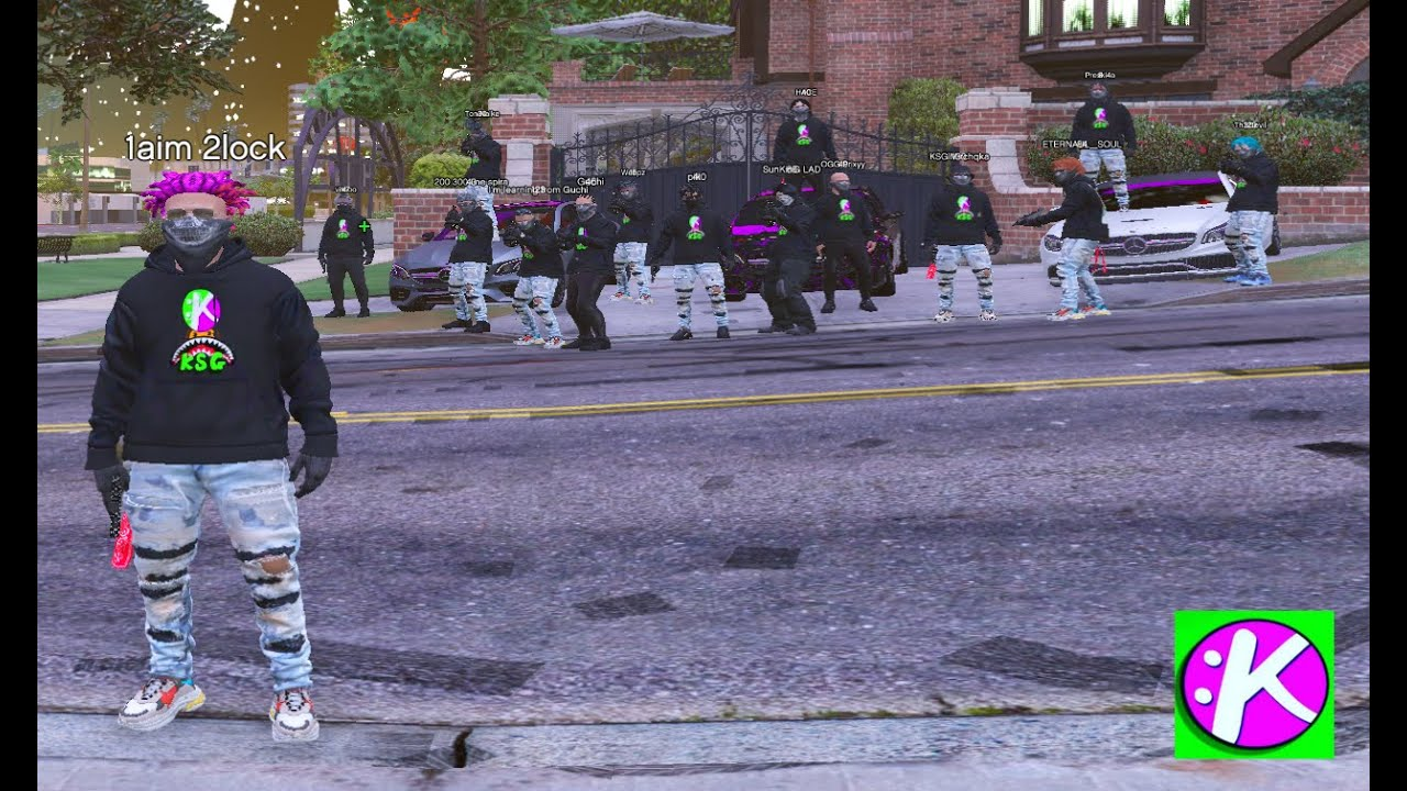 Download xChoxieBG | Highlights | LA Gang Wars