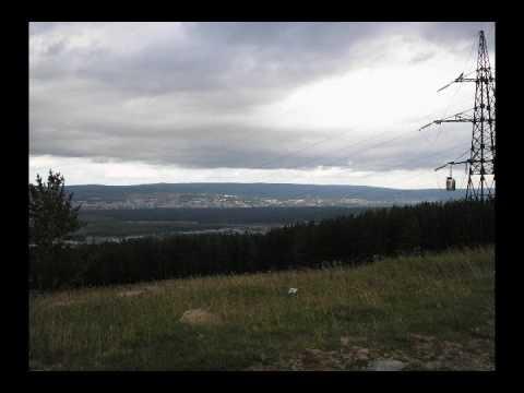 Zlatoust sceneries