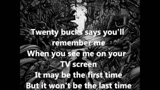 A Day To Remember - Monument (With Lyrics)