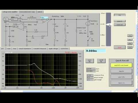 CompCalc Circuit Simulation and Design Tool Overview - YouTube