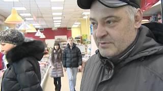 Новогодний стол в этому году на треть дороже прошлогоднего.  Новости Афонтово