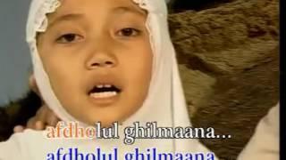 Yaa Thoybah - Cinta Rasul [ Haddad Alwi feat Sulis ]