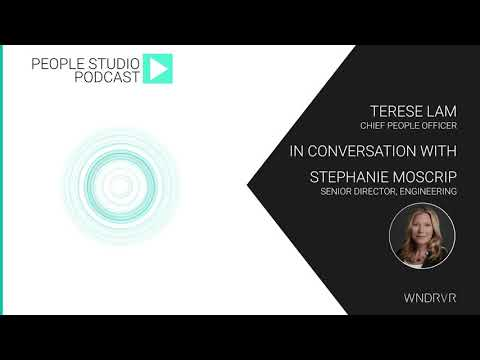 People Studio Podcast: Stephanie Moscrip
