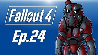 Delirious plays Fallout 4 Ep. 24 Visiting Vault 81 Teaching a Scribe