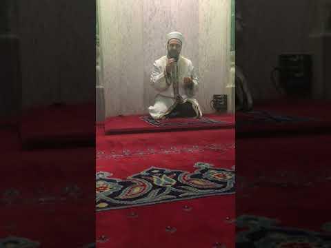 İbrahim Onat hocadan huzur veren dua