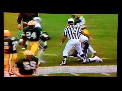 1980 Dallas@Green Bay Danny White 48yd fake punt run