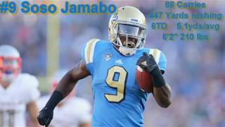 Top 10 RB's to watch in 2019 Draft