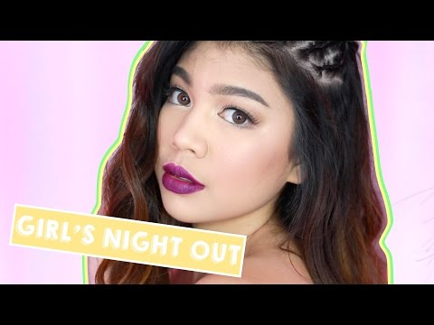 Girls Night Out/Pool Party Makeup Look (Maybelline Philippines) | Janina Vela