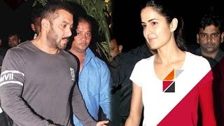 Salman Khan & Katrina Kaif's Late Night Meeting | Bollywood News