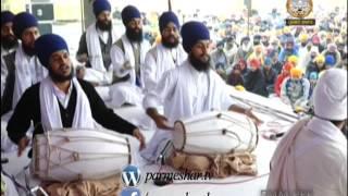 ਮਨਾ ਖੋਟਿਅਾ ਵਿਸਾਹ ਨਹੀ ਤੇਰਾ   Manna Khotea Visah Nahi Tera   18.1.2016 Dharna   Dhadrianwale