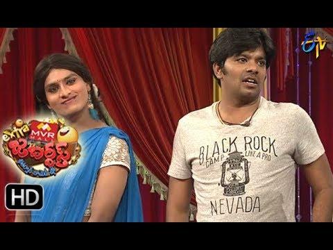 Sudigaali Sudheer Performance   Extra Jabardasth  27th October 2017  ETV  Telugu