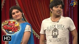 Sudigaali Sudheer Performance | Extra Jabardasth| 27th October 2017| ETV  Telugu