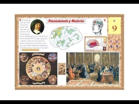 Historia de la Mente 26/40 - El Error de Descartes - Prof. Manuel Lafarga