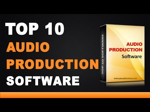 Best Audio Production Software  Top 10
