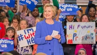 why this old 30 second tv clip of hillary means trump s going to win