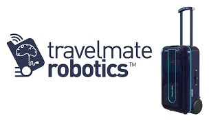Travelmate Is An Autonomous Robot Suitcase With Hundreds Of Features
