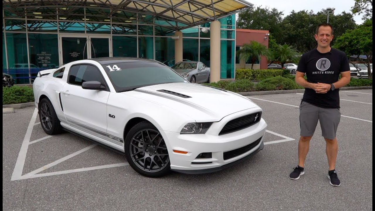 Mustang Gt California Special >> Is this 2014 Mustang GT California Special the RIGHT one ...
