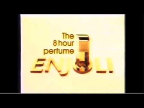 Enjoli Perfume Commercial, 1970s