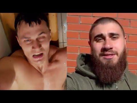 Лазутин вызвал Тарасова на бой!