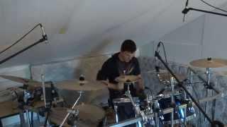 Disturbed - Liberate (Drum Cover Homestudio)