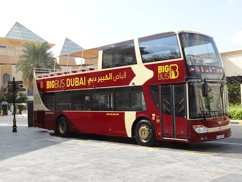 Big Bus Tour - Dubai, UAE (FULL)