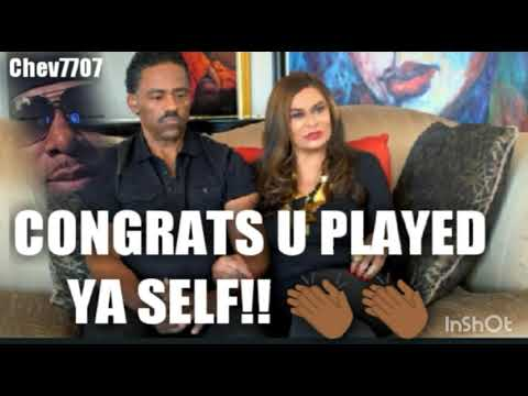 TINA KNOWLES DISRESPECTS THE SH@T OUTTA RICHARD LAWSON ON OWN!!