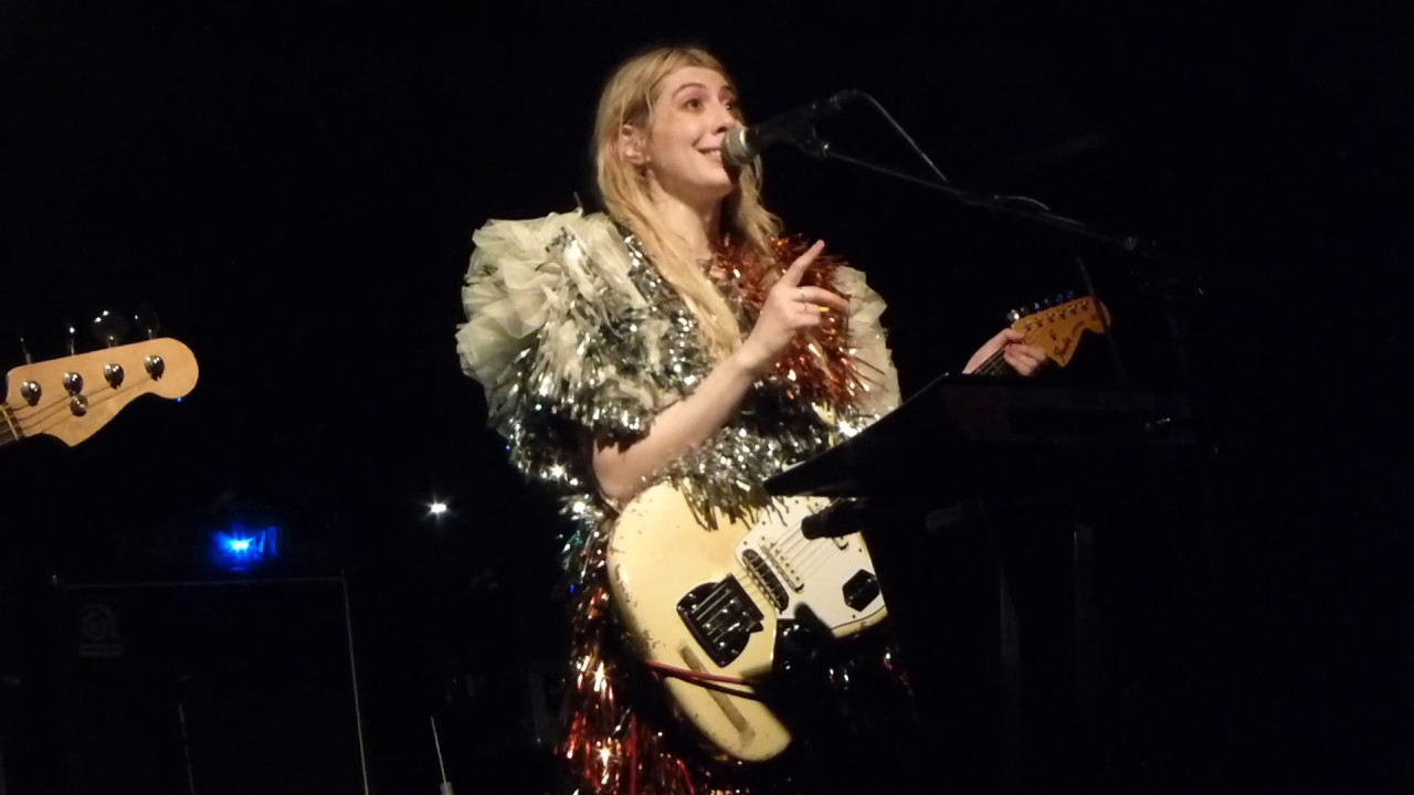 Watch as Charly Bliss cover The Killers' indie anthem 'Mr