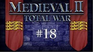 Medieval II: Total War | SS 6.4 | England | #18 | Crusader Sim 1144