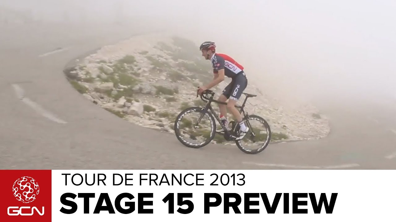 Tour De France 2013 Stage 15 Detailed Insights Youtube