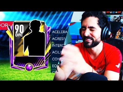 MI PRIMER JUGADORAZO DE MEDIA 90 - FIFA MOBILE