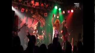 2012/12/08 高知のハードロックカフェぽおる主催 「メタル祭」 ArchEnem...